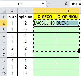 Procesar Y Codificar Encuentas En Excel Paso A Paso